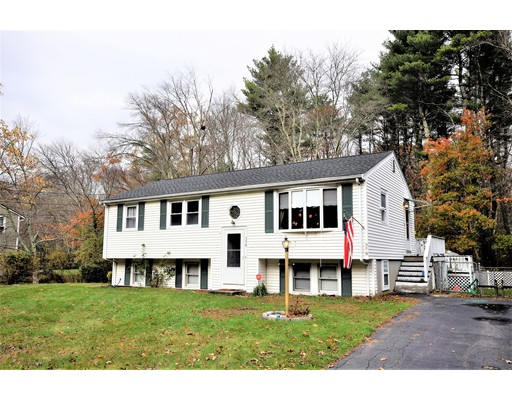 Single Family Home for Sale at 378 Crescent Street 378 Crescent Street East Bridgewater, Massachusetts 02333 United States