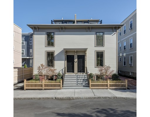 Multi-Family Home for Sale at 100 Amory Street 100 Amory Street Cambridge, Massachusetts 02139 United States