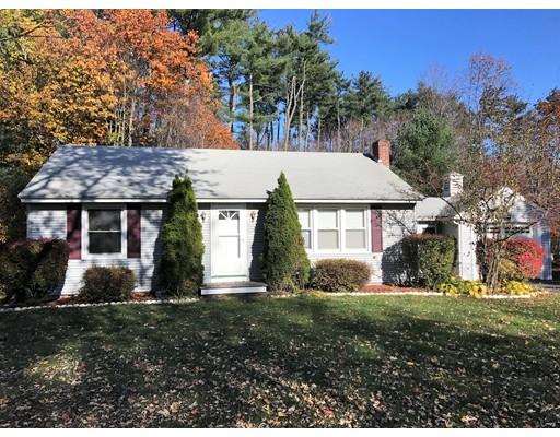 Maison unifamiliale pour l Vente à 51 Bald Mountain Road 51 Bald Mountain Road Bernardston, Massachusetts 01337 États-Unis