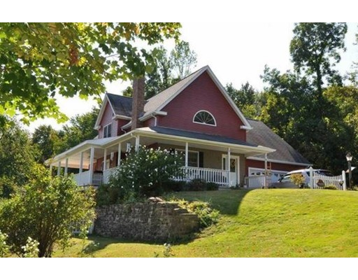 Single Family Home for Sale at 11 Nash Hill Road Ludlow, 01056 United States