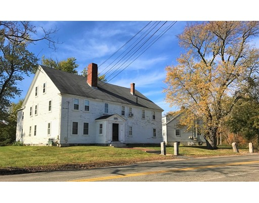 Multi-Family Home for Sale at 250 Walnut Street 250 Walnut Street Framingham, Massachusetts 01702 United States