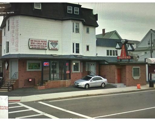 商用 为 出租 在 2076 Revere Beach Park Way 2076 Revere Beach Park Way Everett, 马萨诸塞州 02149 美国