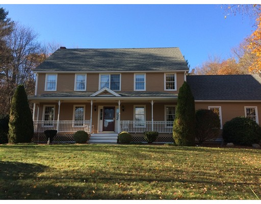 Single Family Home for Sale at 1 Olde Surrey Lane 1 Olde Surrey Lane Medway, Massachusetts 02053 United States