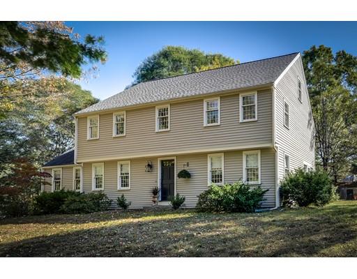 独户住宅 为 出租 在 313 North Road 313 North Road 萨德伯里, 马萨诸塞州 01776 美国