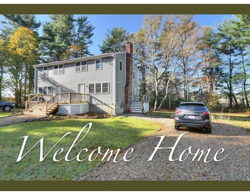 Single Family Home for Rent at 155 Main Street Carver, Massachusetts 02330 United States