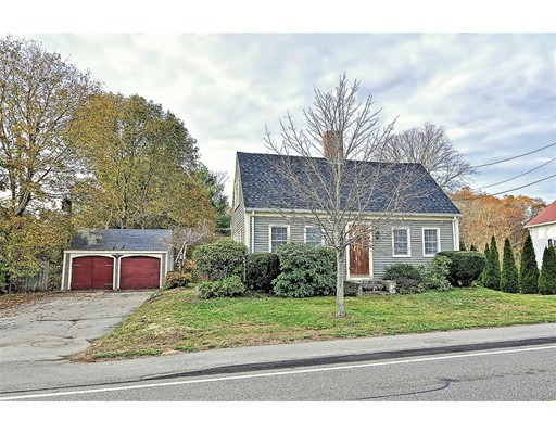 Single Family Home for Sale at 38 Weymouth Street 38 Weymouth Street Holbrook, Massachusetts 02343 United States