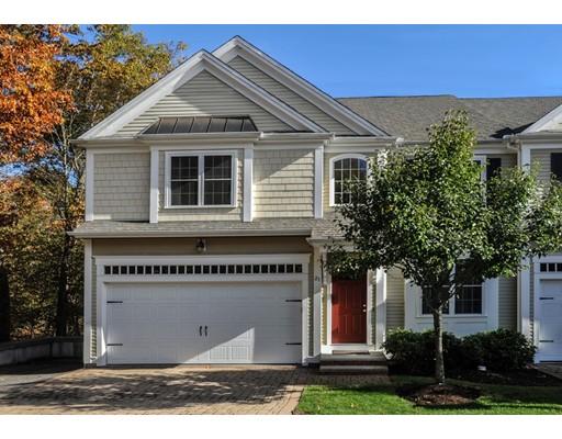Appartement en copropriété pour l Vente à 21 Parker Court #21 21 Parker Court #21 Natick, Massachusetts 01760 États-Unis