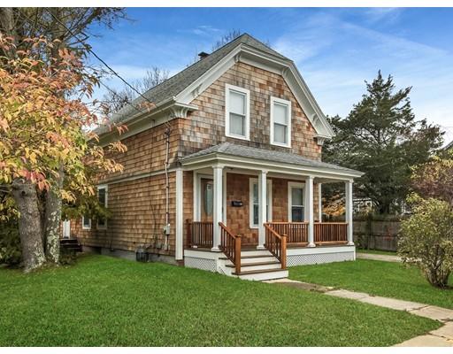 独户住宅 为 销售 在 60 Standish Avenue 普利茅斯, 马萨诸塞州 02360 美国