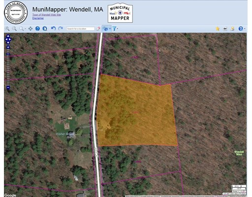 Land for Sale at 2 West Street 2 West Street Wendell, Massachusetts 01379 United States