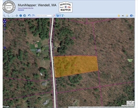 Property for sale at Lot 3 West St, Wendell,  Massachusetts 01379