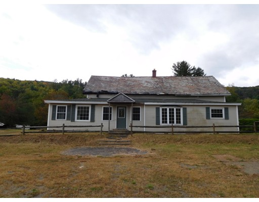 Single Family Home for Sale at 490 Westfield Road 490 Westfield Road Russell, Massachusetts 01071 United States