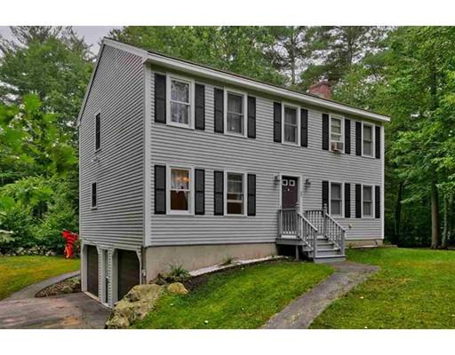 Частный односемейный дом для того Продажа на 69 Moose Hollow Road 69 Moose Hollow Road Danville, Нью-Гэмпшир 03819 Соединенные Штаты