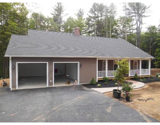 Single Family Home for Sale at 125 Northwest Road 125 Northwest Road Spencer, Massachusetts 01562 United States