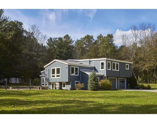 Eensgezinswoning voor Verkoop een t 54 Country Corners Road 54 Country Corners Road Wayland, Massachusetts 01778 Verenigde Staten