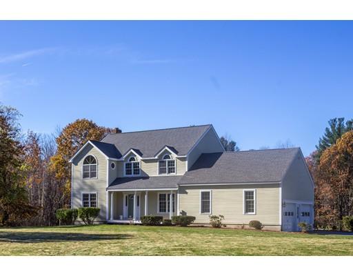 Maison unifamiliale pour l Vente à 3 Ryan Way 3 Ryan Way Sterling, Massachusetts 01564 États-Unis