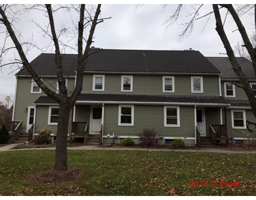 Condominium for Sale at 3 Edna Circle North Brookfield, 01535 United States
