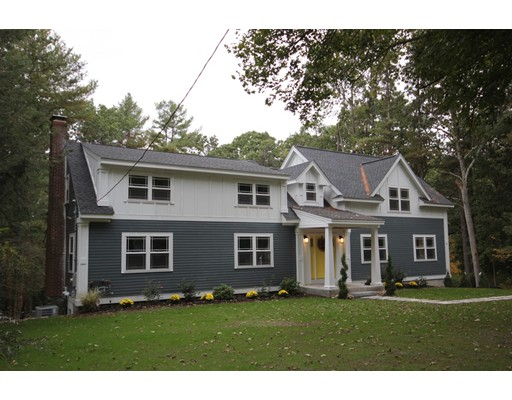Single Family Home for Sale at 235 Goodmans Hill Road Sudbury, 01776 United States