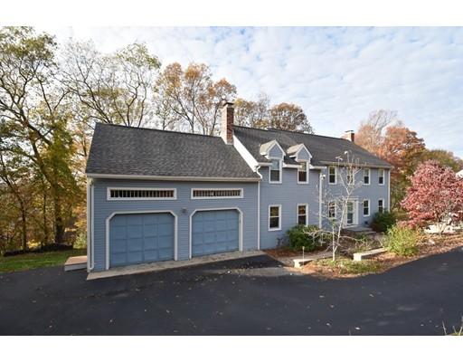 واحد منزل الأسرة للـ Sale في 184 Anderson Road 184 Anderson Road Marlborough, Massachusetts 01752 United States
