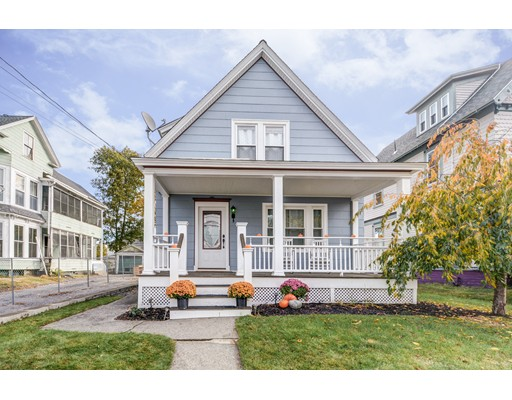 Single Family Home for Sale at 121 East Street 121 East Street Clinton, Massachusetts 01510 United States