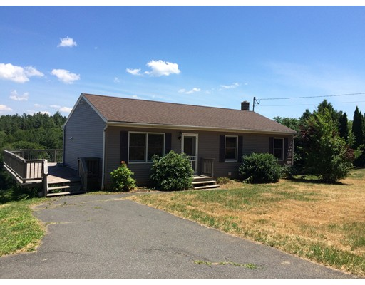 Single Family Home for Sale at 18 Coombs Hill Road Colrain, Massachusetts 01340 United States