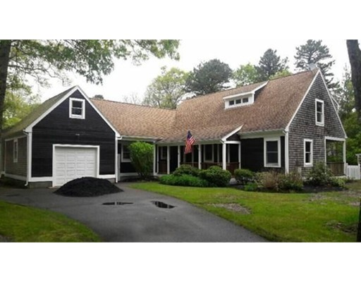 Single Family Home for Sale at 1 QUIMBY LANE 1 QUIMBY LANE Falmouth, Massachusetts 02536 United States