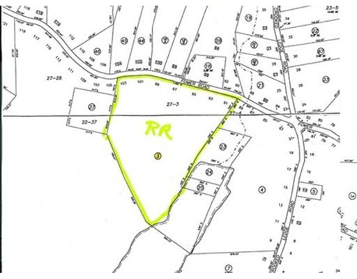 土地 为 销售 在 Fomer Road Fomer Road Southampton, 马萨诸塞州 01073 美国