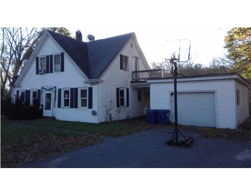 多户住宅 为 销售 在 549 Mattakeesett Street 549 Mattakeesett Street 彭布罗克, 马萨诸塞州 02359 美国