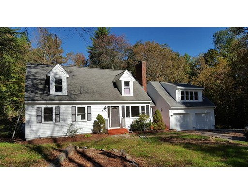 Single Family Home for Sale at 93 Mason Road 93 Mason Road Brookline, New Hampshire 03033 United States