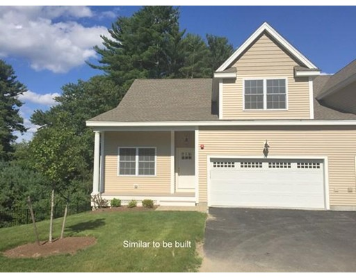 Condominium for Sale at 13 Lilac Circle 13 Lilac Circle Groton, Massachusetts 01450 United States