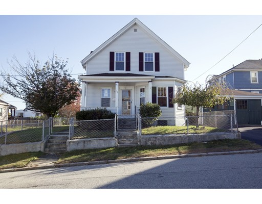 Single Family Home for Sale at 56 Verdun Street 56 Verdun Street Woonsocket, Rhode Island 02895 United States