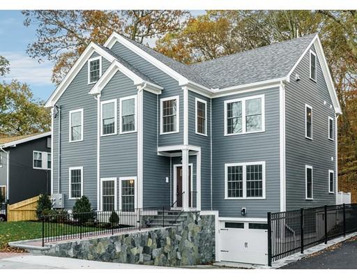 一戸建て のために 売買 アット 133 Chestnut Street 133 Chestnut Street Brookline, マサチューセッツ 02445 アメリカ合衆国