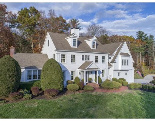 واحد منزل الأسرة للـ Sale في 150 HOMESTEAD LANE 150 HOMESTEAD LANE Hanover, Massachusetts 02339 United States