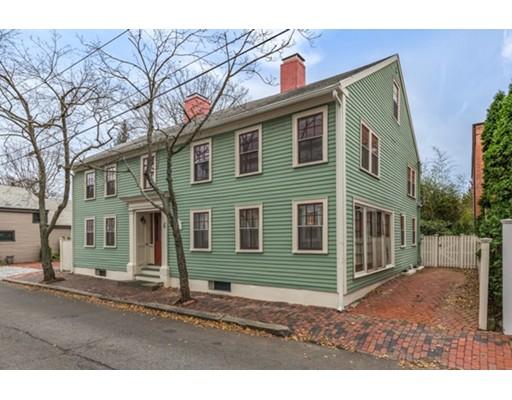 Single Family Home for Sale at 6 Oliver Street 6 Oliver Street Salem, Massachusetts 01970 United States