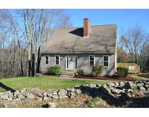 独户住宅 为 销售 在 320 Chamberlain Hill Road 320 Chamberlain Hill Road Barre, 马萨诸塞州 01005 美国