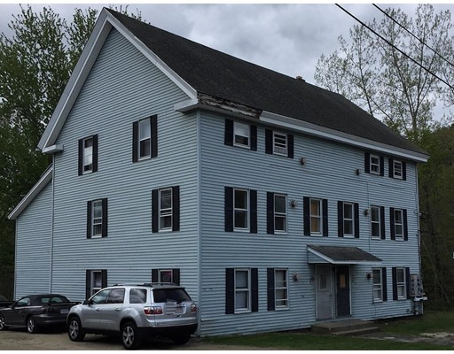 Multi-Family Home for Sale at 14 Bridge Street 14 Bridge Street Hardwick, Massachusetts 01037 United States