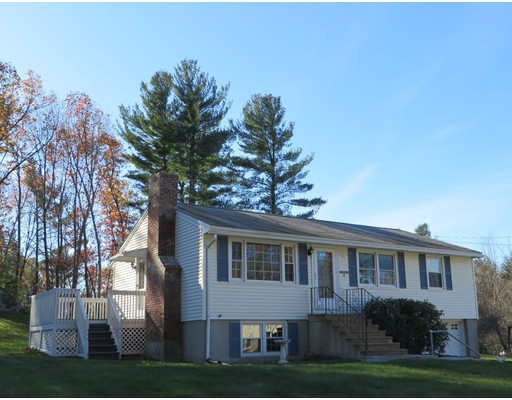 Single Family Home for Sale at 18 Gulf Street 18 Gulf Street Boylston, Massachusetts 01505 United States