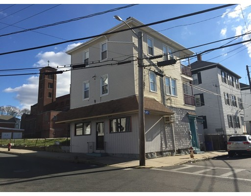 Multi-Family Home for Sale at 301 County Street 301 County Street Fall River, Massachusetts 02723 United States