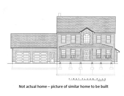 Casa Unifamiliar por un Venta en 3 Moulton Mill Road 3 Moulton Mill Road Rutland, Massachusetts 01543 Estados Unidos