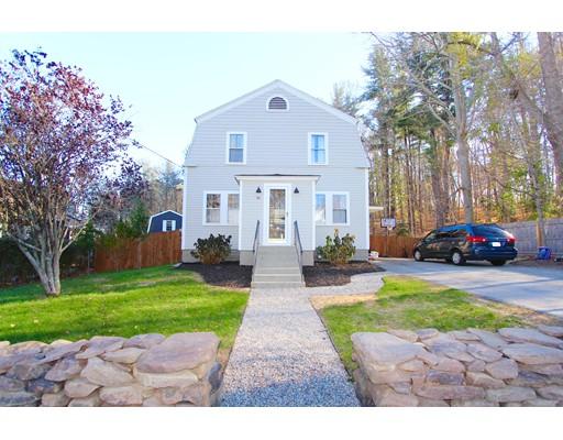 Maison unifamiliale pour l Vente à 96 W Main Street 96 W Main Street Merrimac, Massachusetts 01860 États-Unis