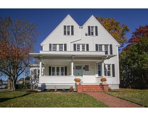 Casa Unifamiliar por un Venta en 30 Huttleston Avenue 30 Huttleston Avenue Fairhaven, Massachusetts 02719 Estados Unidos