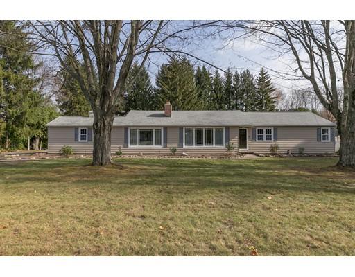 独户住宅 为 销售 在 6 Brooklawn Road Wilbraham, 01095 美国