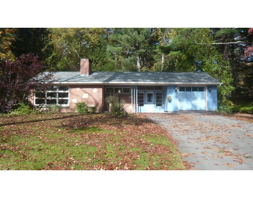 Single Family Home for Sale at 661 Westhampton Road 661 Westhampton Road Northampton, Massachusetts 01062 United States