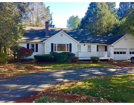 Single Family Home for Sale at 214 Purchase Street 214 Purchase Street Easton, Massachusetts 02375 United States