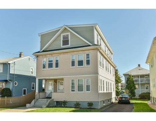 Maison avec plusieurs logements pour l Vente à 14 Renfrew Street 14 Renfrew Street Medford, Massachusetts 02155 États-Unis