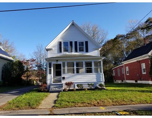独户住宅 为 销售 在 112 Maple Avenue 112 Maple Avenue Bridgewater, 马萨诸塞州 02324 美国