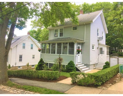 Single Family Home for Rent at 36 Newland Rd #1 36 Newland Rd #1 Arlington, Massachusetts 02474 United States