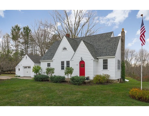 Single Family Home for Sale at 854 Podunk Road 854 Podunk Road East Brookfield, Massachusetts 01515 United States