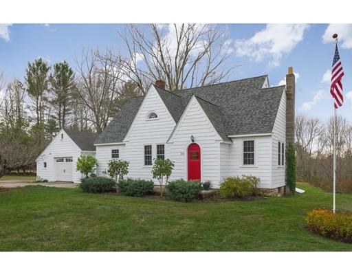 独户住宅 为 销售 在 854 Podunk Road 854 Podunk Road East Brookfield, 马萨诸塞州 01515 美国