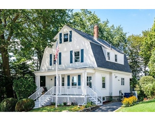Single Family Home for Rent at 8 Manthorne Road Boston, Massachusetts 02132 United States