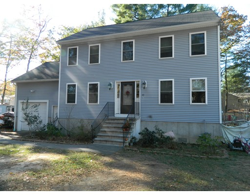 Picture 5 of 32 Sheridan St  Billerica Ma 4 Bedroom Single Family